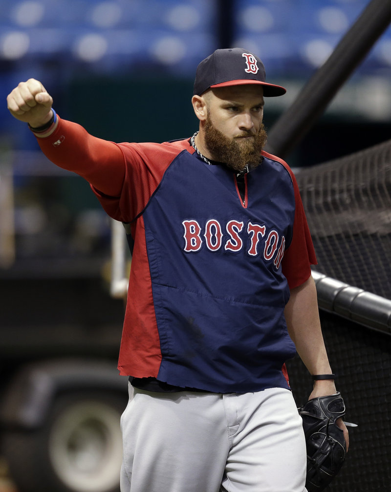 Jonny Gomes came to Boston as a backup outfielder with suspect defense. But with the Red Sox he's shown his ability in the clutch.