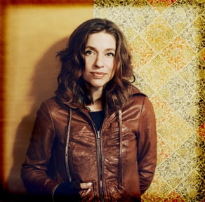 Ani DiFranco makes her first Maine appearance in three years on Wednesday in Brownfield.