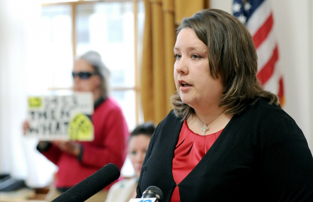 Rep. Diane Russell, D-Portland, said her effort to put a statewide marijuana legalization bill before lawmakers in January's legislative session failed because of opposition from one-time allies. Any bill legalizing marijuana throughout Maine must now wait until 2015.