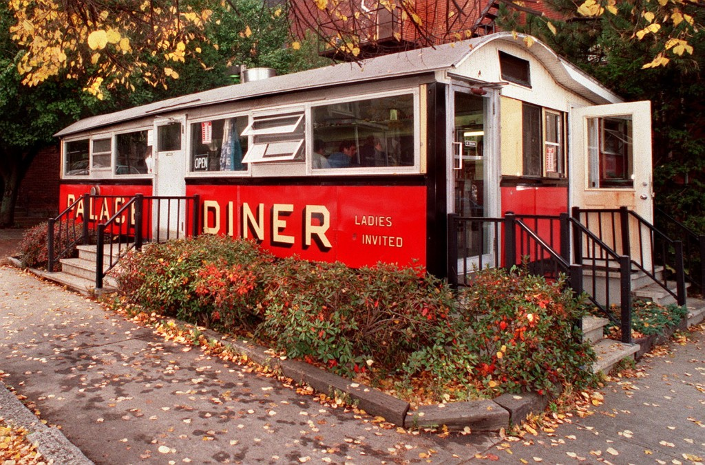 The Palace Diner in Biddeford, around since 1927, is believed to be the oldest in Maine.