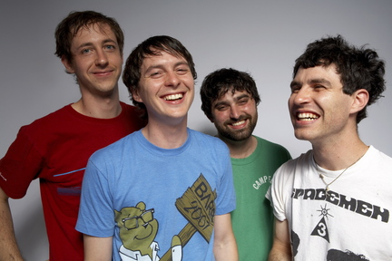 Animal Collective plays the State Theatre in Portland on Monday.