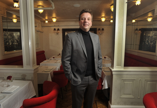 Raymond Brunyanszki's Camden Harbour Inn in Camden now belongs to the exclusive Relais & Chateaux association.