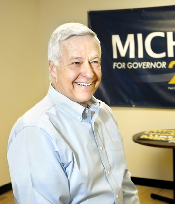 U.S. Representative Mike Michaud more 3 4 5..