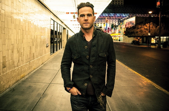 Country artist David Nail is at Asylum in Portland on Nov. 14.
