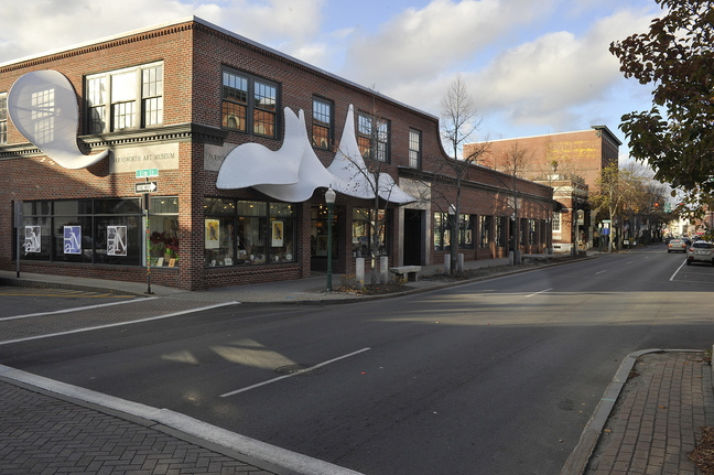 The Farnsworth Art Museum on Main Street in Rockland has already established the midcoast city as a magnet for the arts.