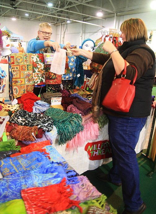 maine 39 s holiday craft fairs keep on giving portland