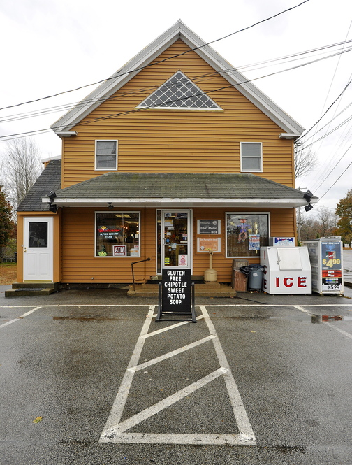 The Alfred Country Store on Route 202 in Alfred offers everything from breakfast to a wide variety of sandwiches and pizzas.