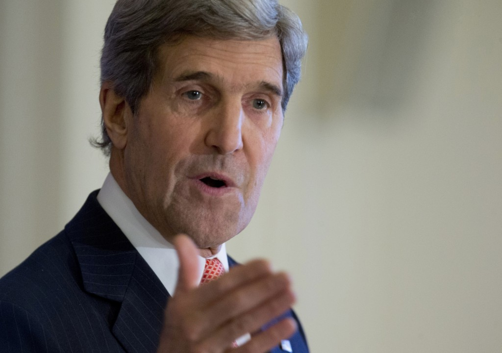 Secretary of State John Kerry said the U.S. and Afghanistan have reached an agreement on the final language of a bilateral security agreement.