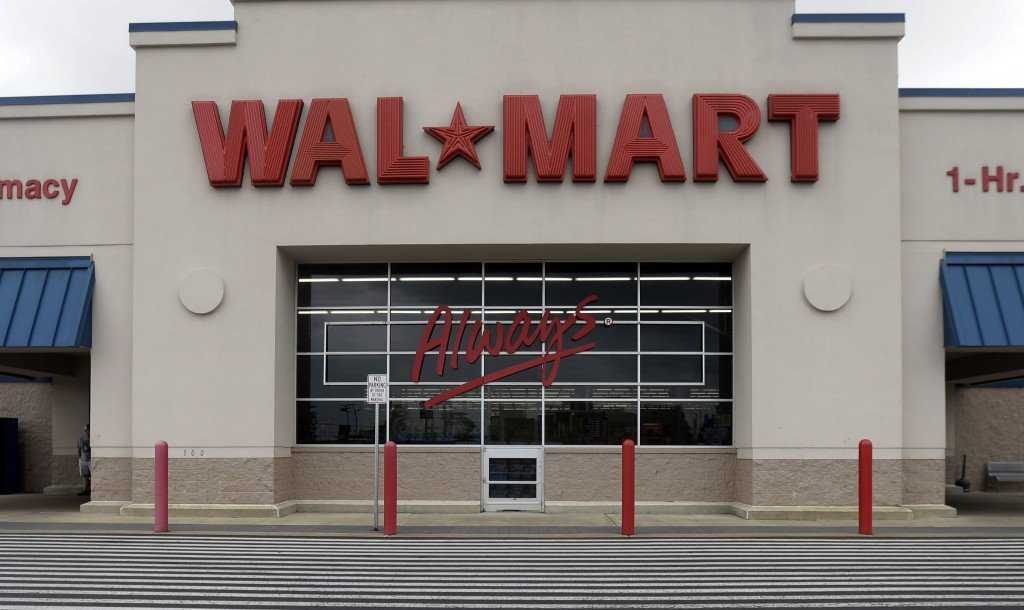 Walmart's U.S. stores, which account for 58 percent of the company's total sales, had a third straight quarter of declines in the July-to-September period.