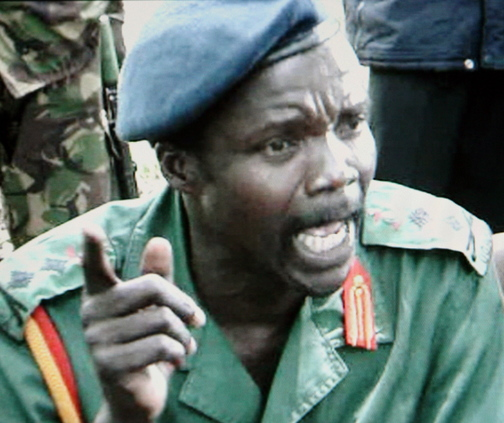 The U.S. State Department is offering a $5 million reward for the capture of Joseph Kony and two of his lieutenants.