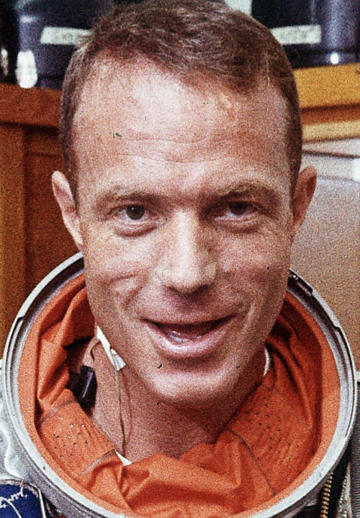 Scott Carpenter in 1962.