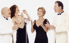 The Manhattan Transfer is at Asylum in Portland on March 14. Tickets are on sale now.
