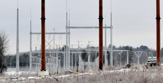 A Central Maine Power Co. official says the company is taking seriously residents' concerns about noise from the company's Benton substation, but that solutions to the noise problems take time.