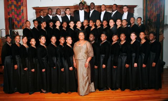 Songs of Solomon, a young adult gospel choir, will sing at the Rockport Opera House on Saturday in a Bay Chamber Concerts performance.