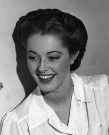 "Eleanor Parker, seen here in a 1945 file photo, played the scheming baroness in ""The Sound of Music."""