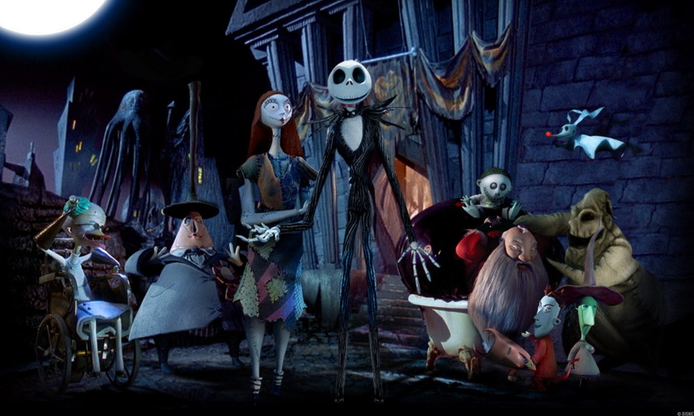 """The Nightmare Before Christmas"" will be shown along with ""It's a Wonderful Life"" at the State Theatre in Portland on Sunday."