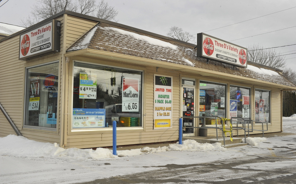 Three D's Variety store carries on the retail tradition at 885 Brighton Ave. in Portland.
