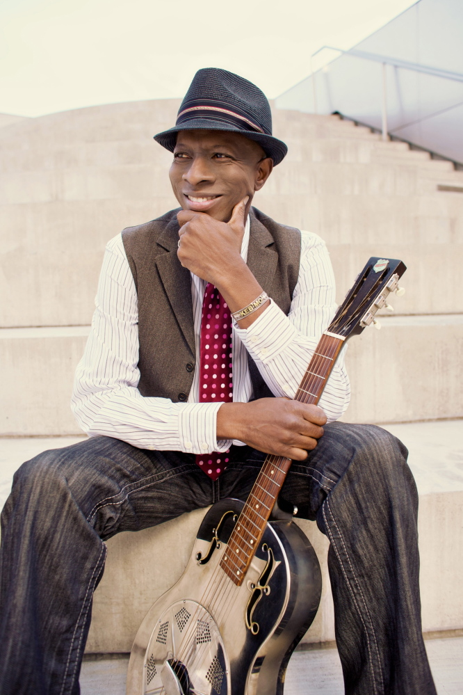 Keb' Mo' is at the Waterville Opera House on March 23.