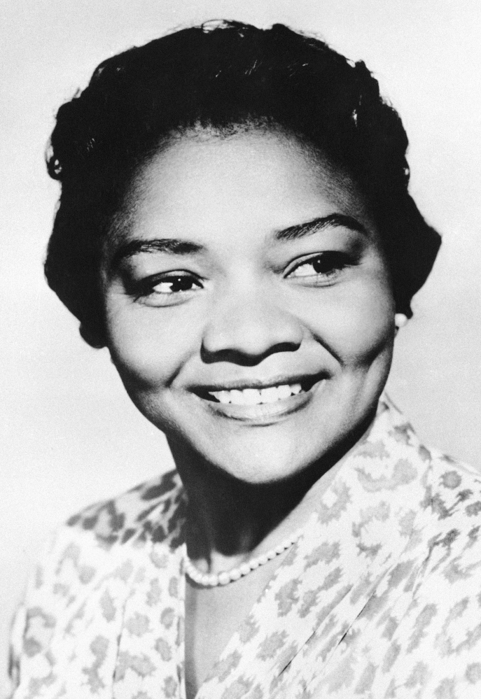 "Juanita Moore was a groundbreaking actress and an Academy Award nominee for her role in the 1959 tearjerker ""Imitation of Life."""