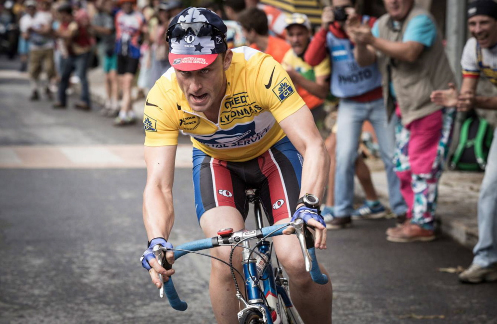 Lance Armstrong should be remembered for stealing seven Tour de France titles, not for winning them, a reader says.