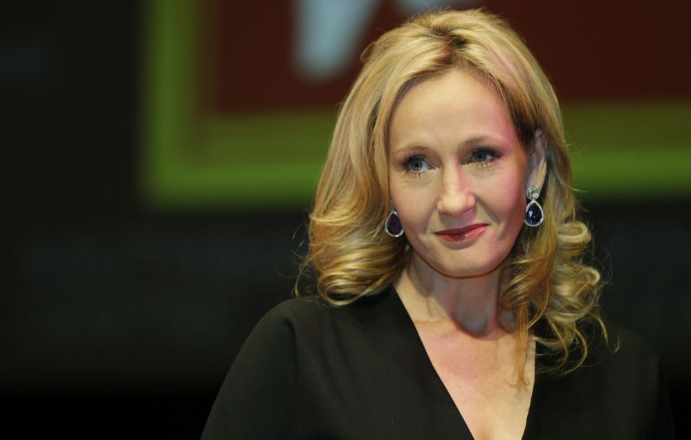 The law firm representing author J.K. Rowling has apologized to her and paid damages after a lawyer with the firm breached client confidentiality and told a friend of his wife that Rowling was the author of a book written under the name Robert Galbraith.