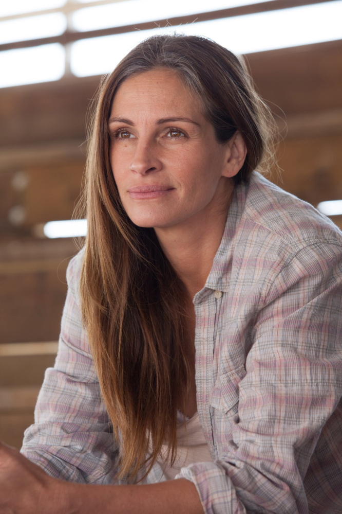 """Julia Roberts as Barbara Weston in """"August: Osage County."""""""