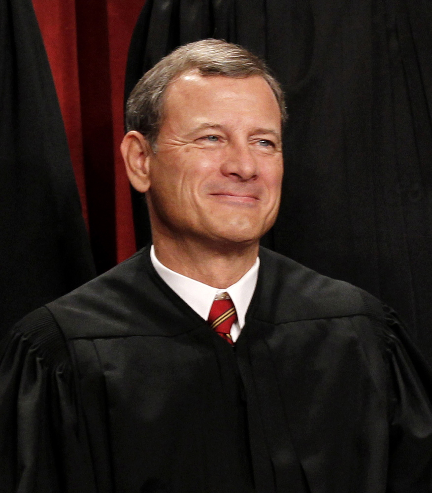Chief Justice John Roberts has rejected the request of a group of doctors who want to block implementation of the Affordable Care Act.