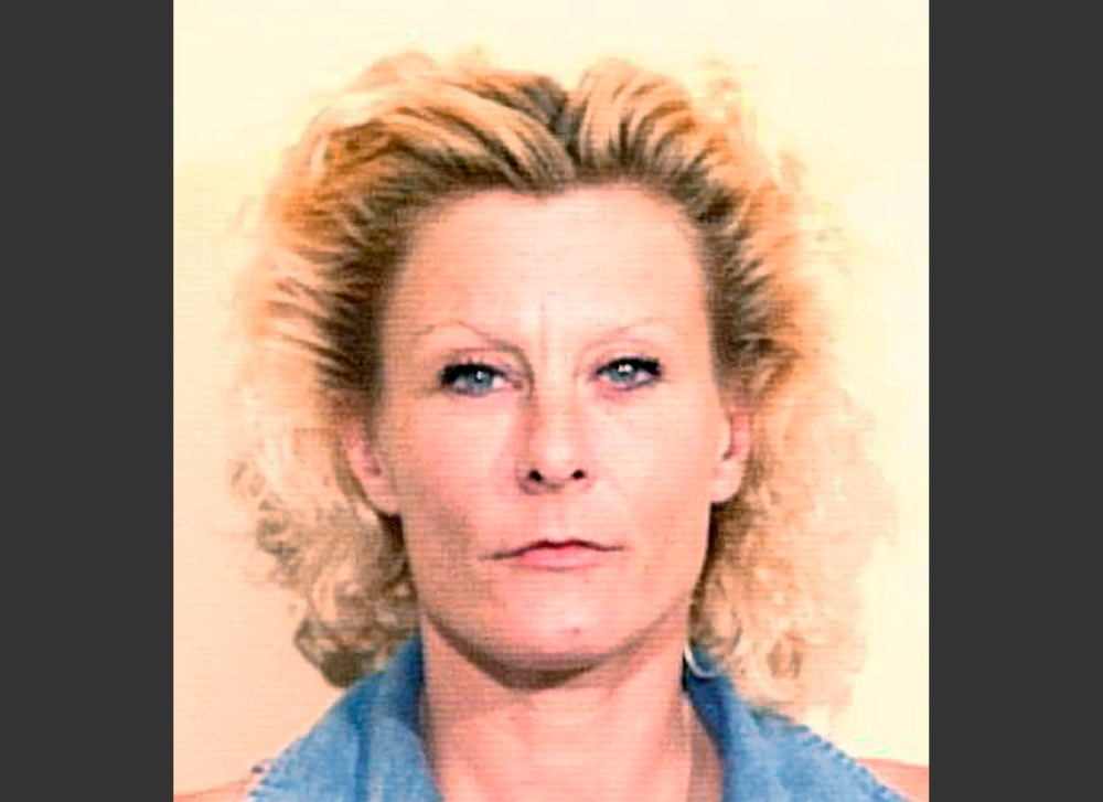 This June 26, 1997, booking photo provided by the Tom Green County Jail in San Angelo, Texas, shows Colleen R. LaRose, also known as Jihad Jane. LaRose admits she plotted to kill a Swedish artist over a cartoon that offended Muslims.