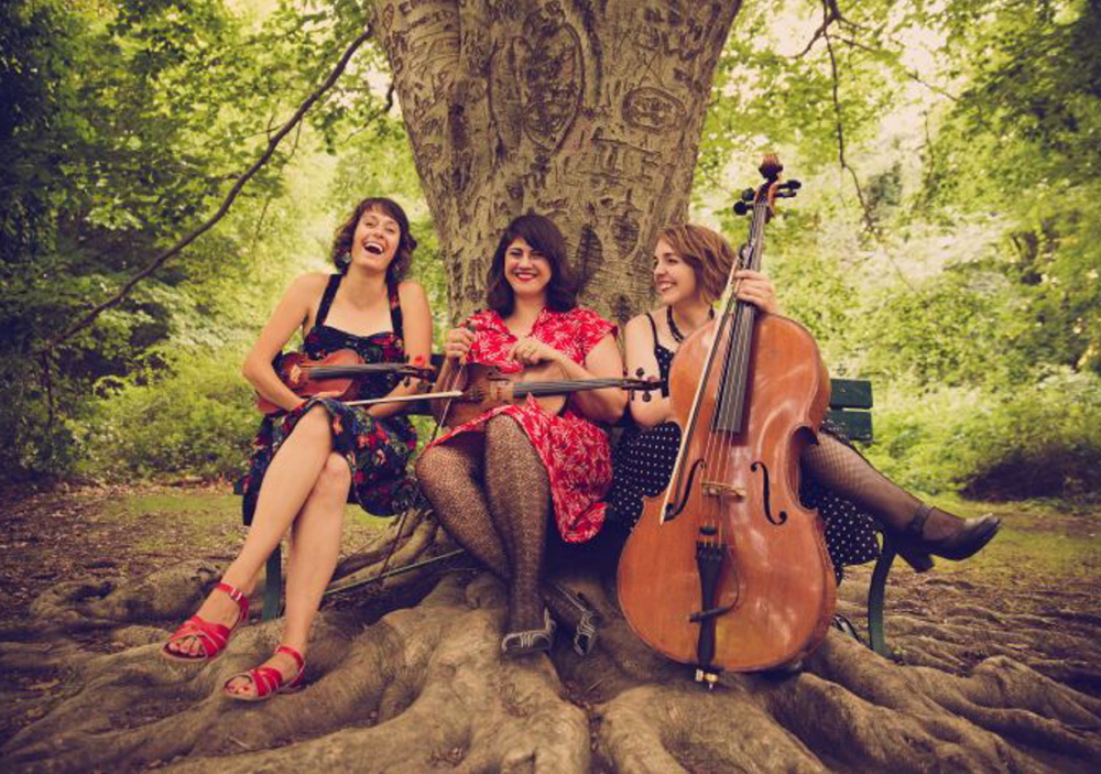 Laura Cortese & the Dance Cards are on the bill with Cahalen Morrison & Eli West at One Longfellow Square in Portland on Wednesday.