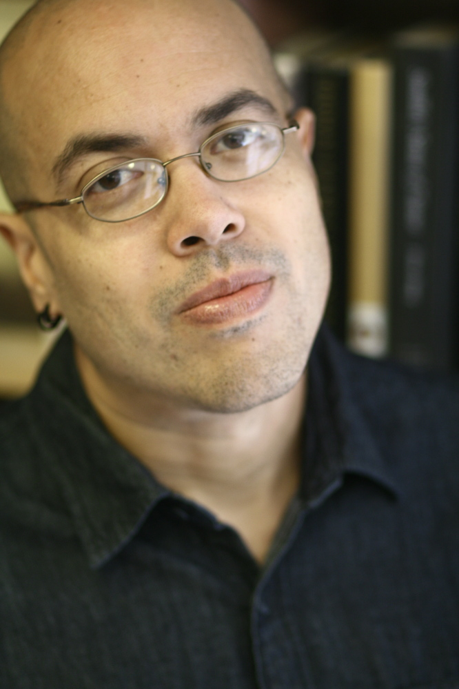 David Anthony Durham reads at 7:30 p.m. Friday.
