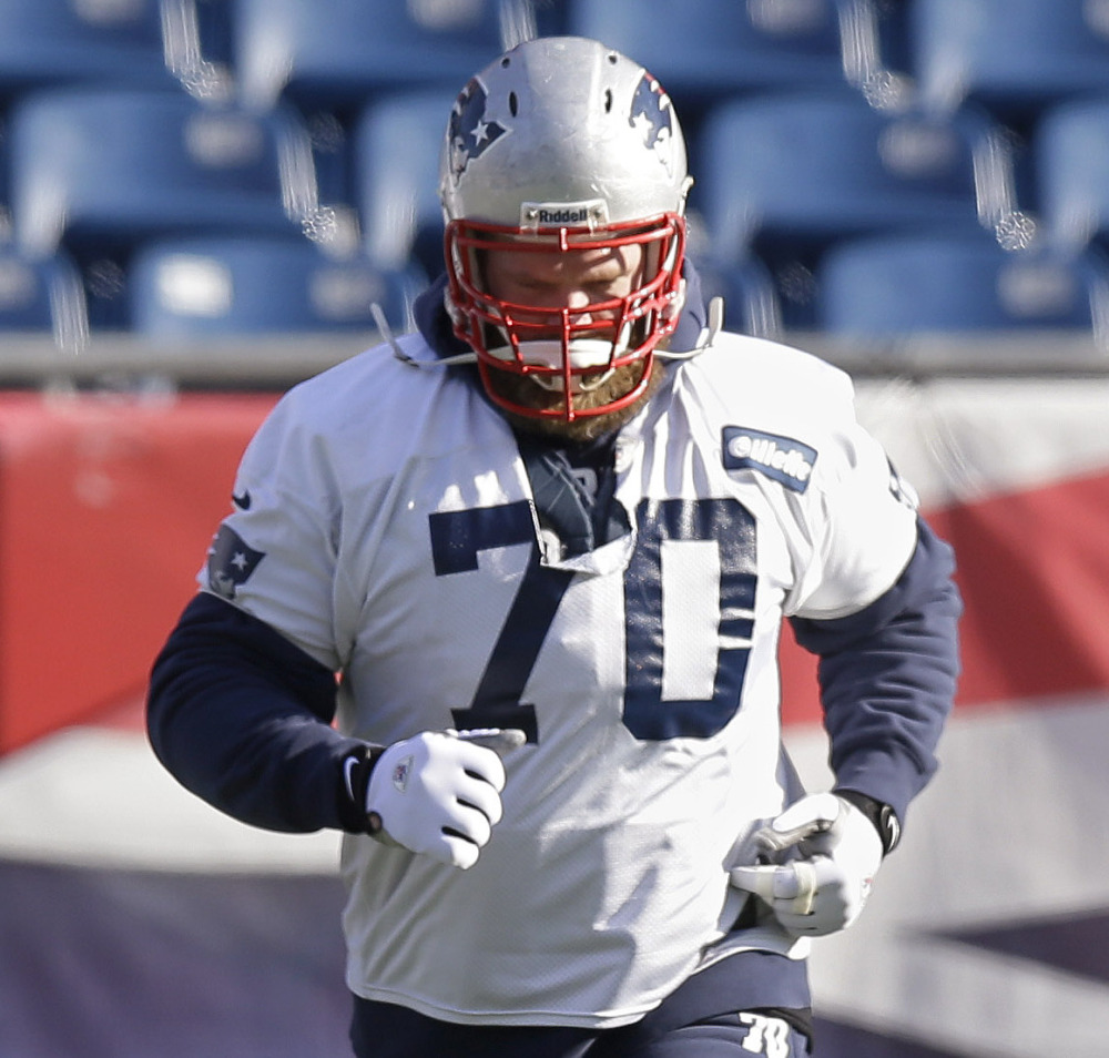 "Logan Mankins has missed just 14 games in his nine seasons as an offensive guard for the New England Patriots. ""To me, mental toughness is just doing your job,"" he said."