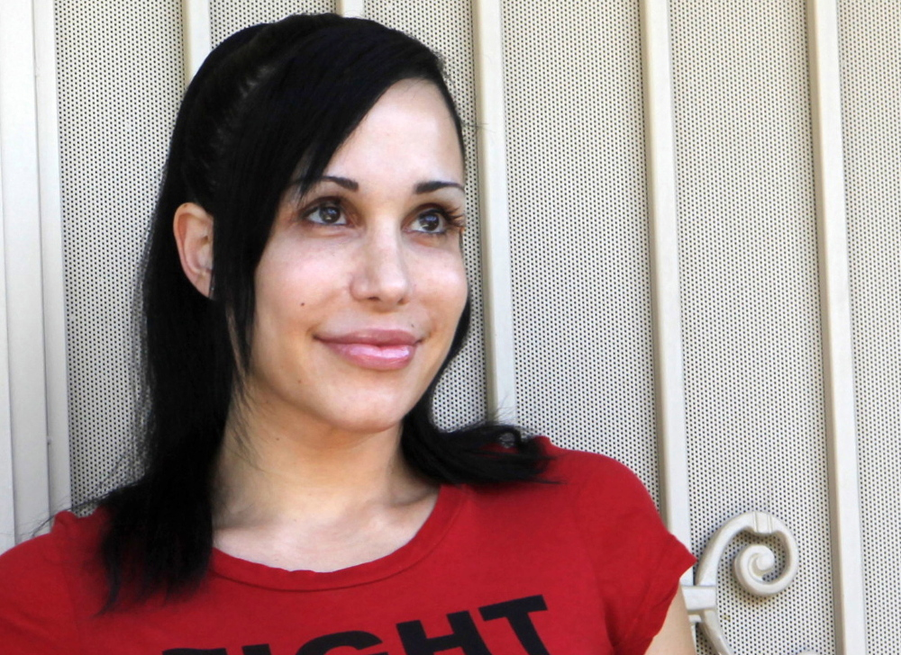 Nadya Suleman, who gained fame when she gave birth to octuplets in 2009, could face almost six years in jail if convicted.
