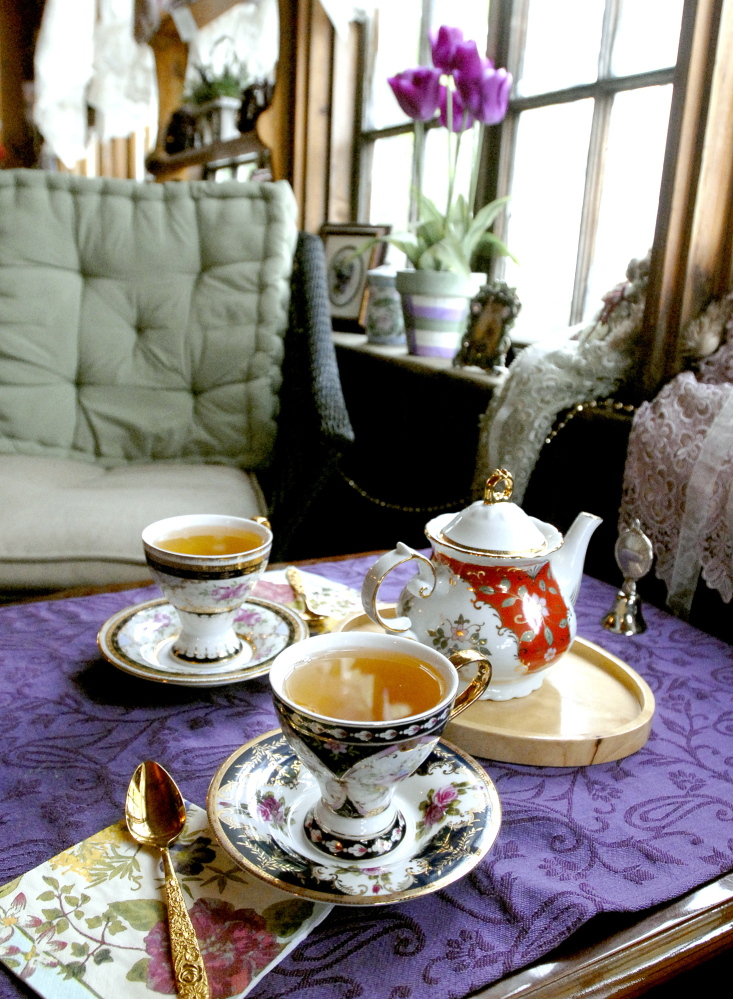 """Reader June McLean asks: """"Why can't restaurants serve a decent cup of tea? Weak tea brewed in lukewarm water is not a fitting end to a fine dinner. Some restaurants in Portland don't even have tea. Herbal teas do not cut the mustard."""""""