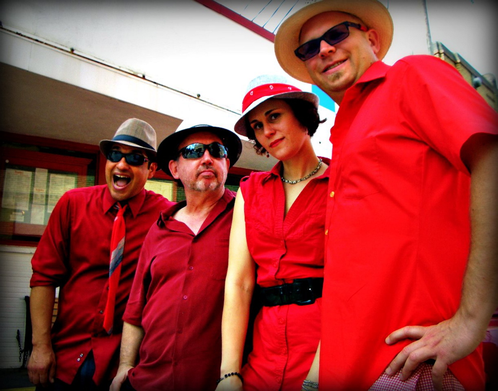 Erin Harpe and The Delta Swingers bring their brand of blues to One Longfellow Square in Portland Friday and plan to release an album this spring.