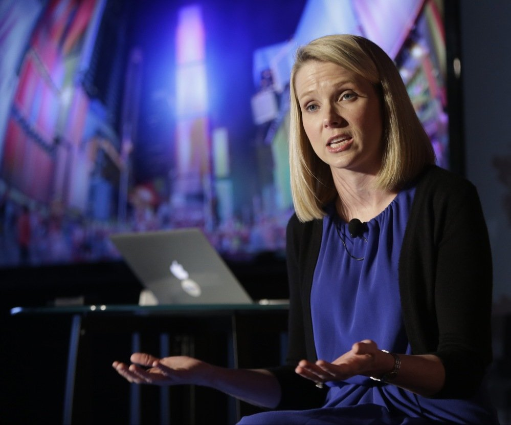 Yahoo CEO Marissa Mayer has cut loose her top lieutenant, but is unlikely to face a harsh backlash from Yahoo stockholders who have made a lot of money since she defected from Google in July 2012.