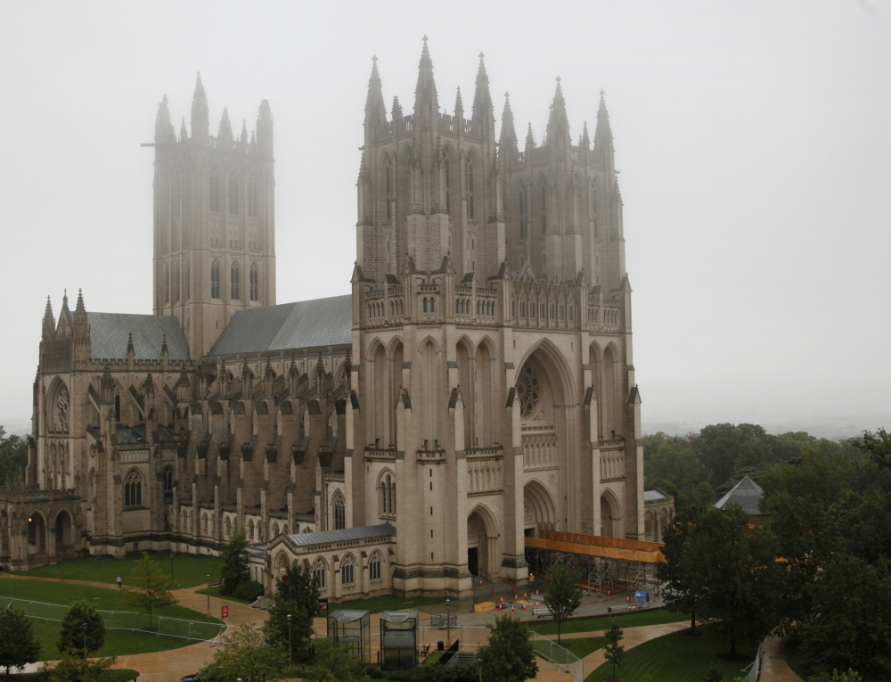 """Washington National Cathedral is hosting tai chi, yoga and """"extreme polyphony"""" events to broaden its reach."""