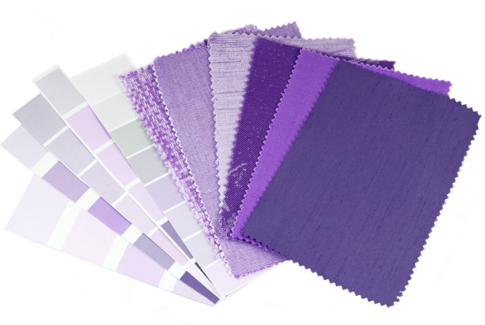 When choosing fabric for a reupholstery project, both color and quality come into play.