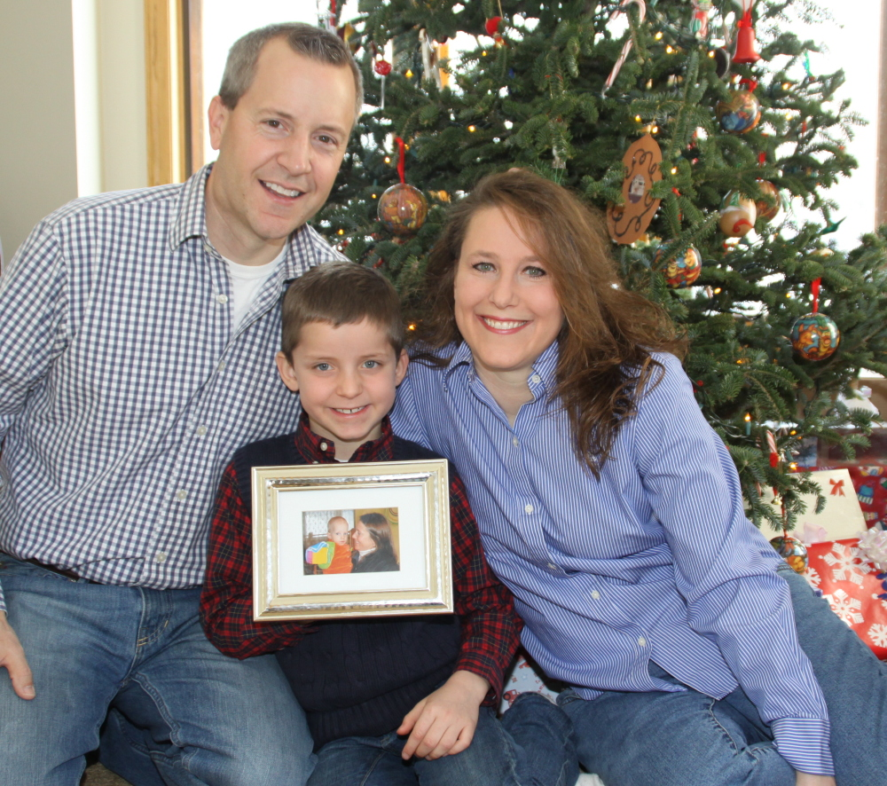 John and Renee Thomas adopted Jack, 8, from Russia in 2008. The Russian ban on American adoptions was imposed before the Thomases could adopt Jack's brother.