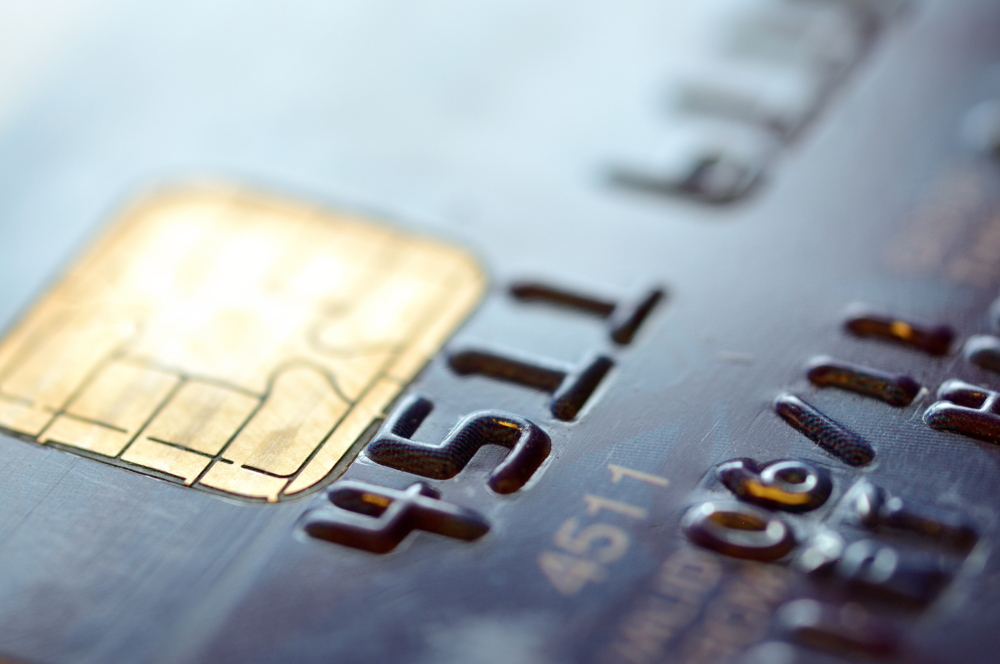 A credit card embedded with a computer chip is far more secure than a magnetic stripe card, but a system conversion in the U.S. will cost $8 billion.