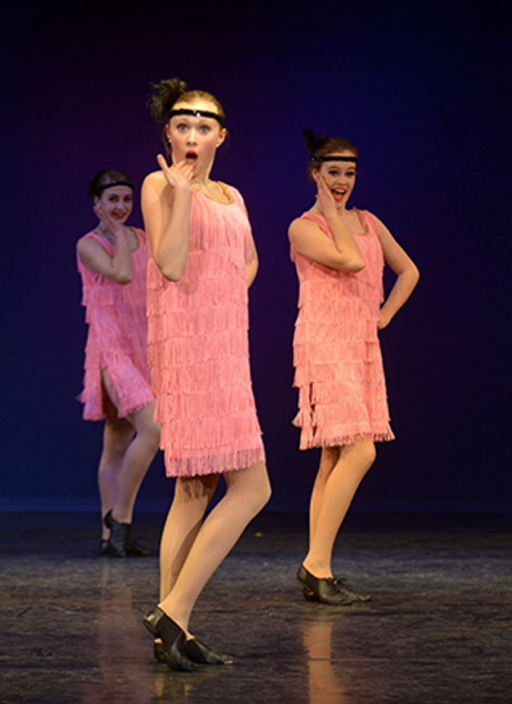 "Maine State Ballet presents ""Tap, Tap, Jazz"" on Friday and Saturday in Falmouth."
