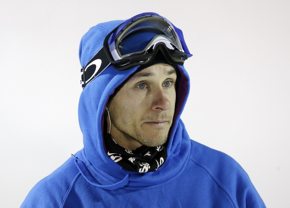 Bethel's Simon Dumont was a favorite to make the U.S. Olympic team for halfpipe skiing until injuries derailed his chances.