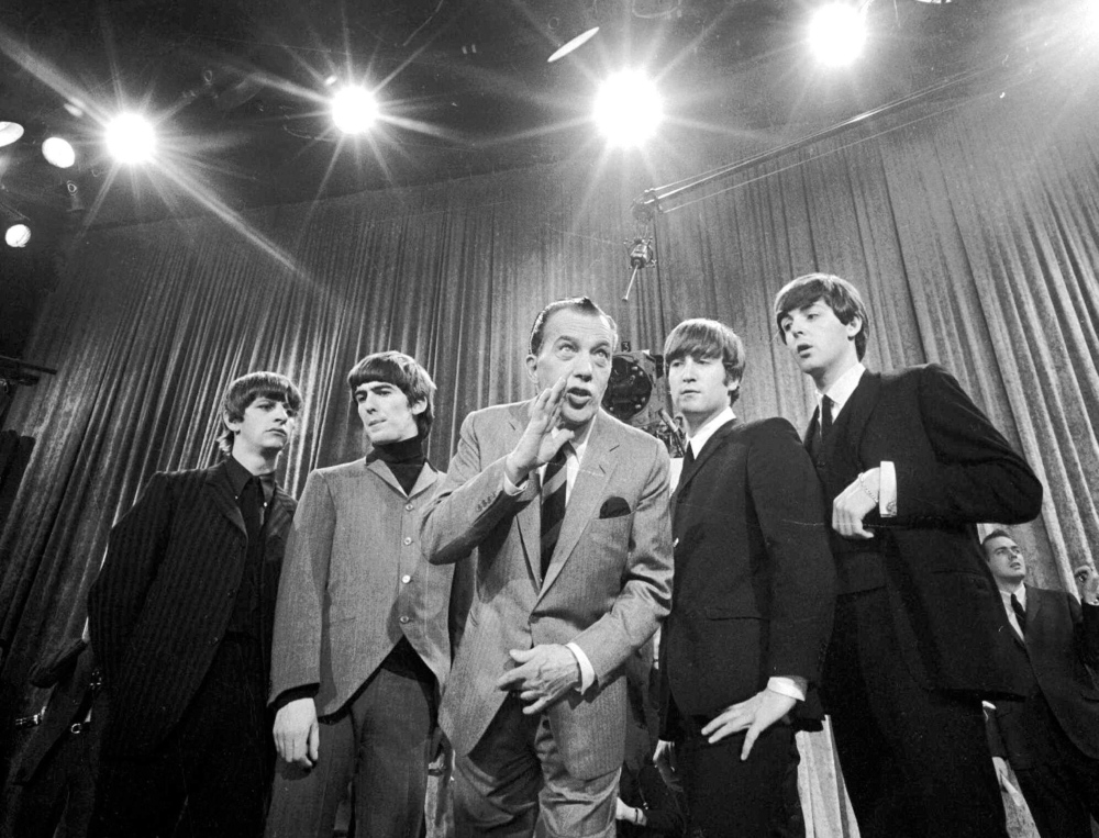 """The Beatles proved with their appearances on """"The Ed Sullivan Show"""" that prime time televison could no longer consider rock 'n' roll a minor annoyance tolerated to provide a little entertainment for the kids."""