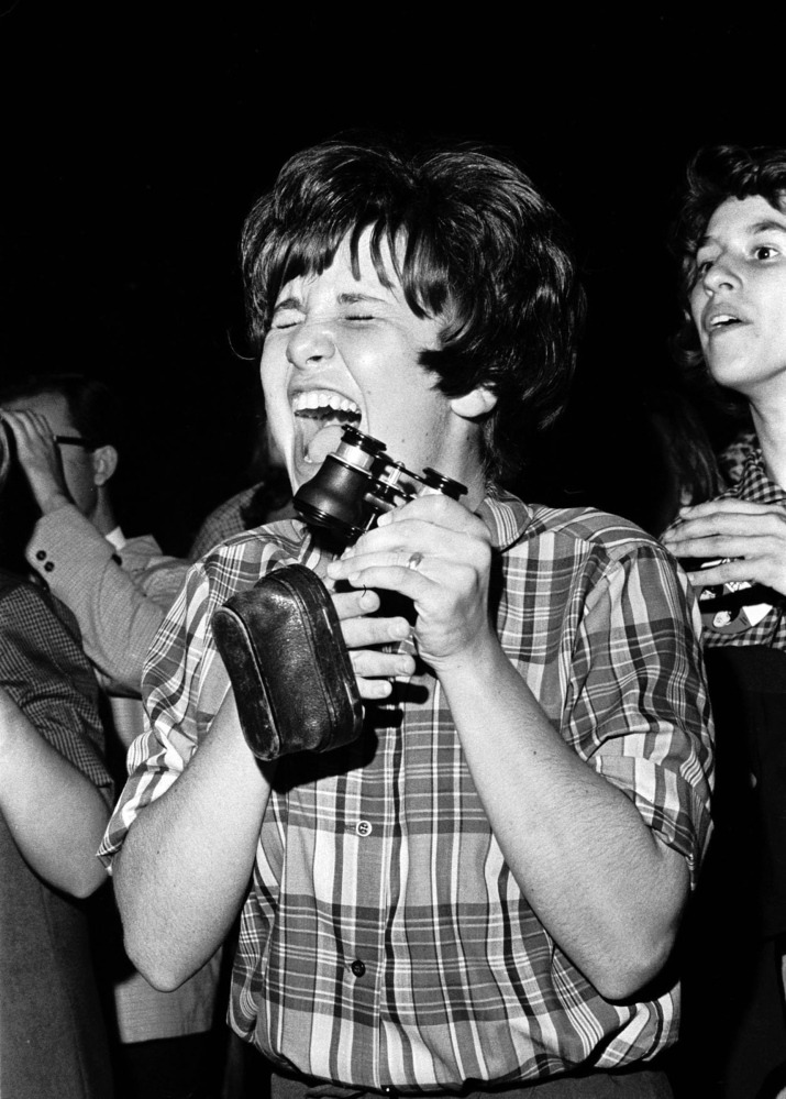 The first wave of baby boomers was coming of age in 1964, dovetailing perfectly with the Beatles' ascent.