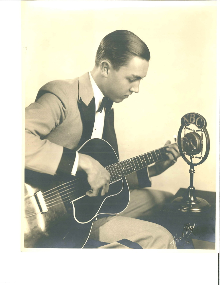 Liza Rey Butler's father, Alvino Rey, was a jazz guitarist and bandleader, and contributed to the development of the electric guitar in the 1930s.