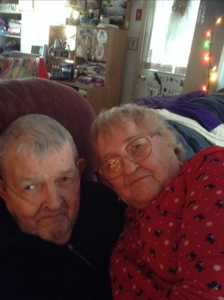 Donald Alexander and his wife, Linda Alexander, both served the town of Raymond as EMTs.