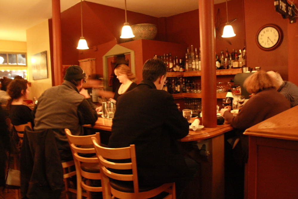 Caiola's is a small, neighborhood restaurant in the West End.