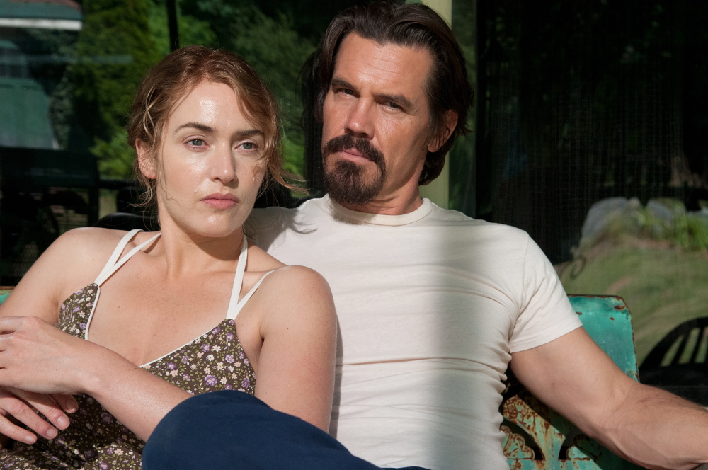 "Kate Winslet and Josh Brolin in a scene from ""Labor Day."""