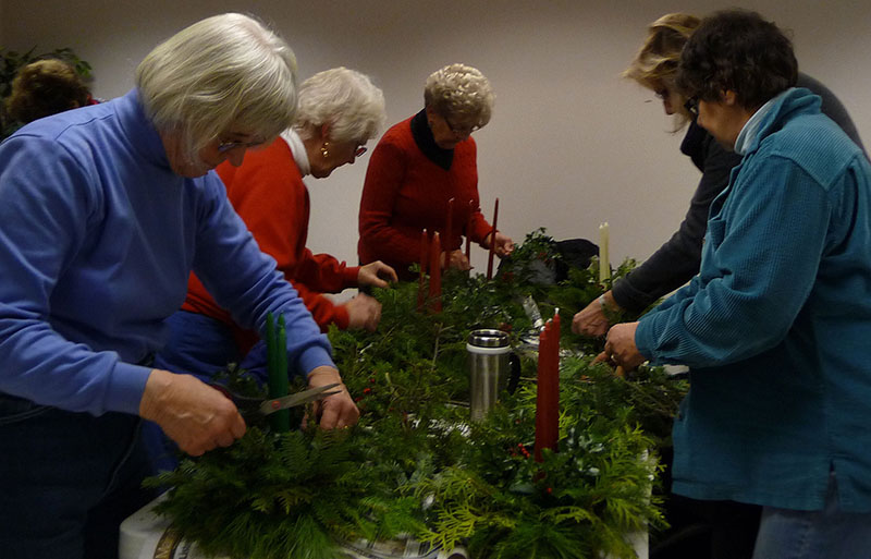 The Maine Garden Club is always thinking green, and members will host a conservation talk Wednesday at the Springvale Library.