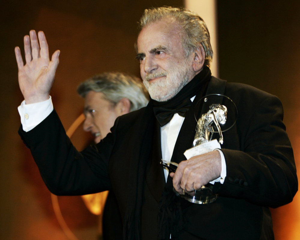 """Austrian actor Maximilian Schell, who won the best actor Oscar in the early 1960s for his portrayal of a defense attorney in the drama """"Judgment at Nuremberg,"""" has died. He was 83."""