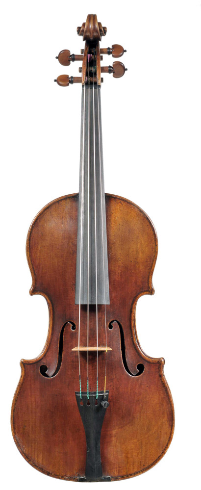 The 300-year-old Stradivarius that was stolen in January.